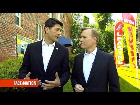 Extended interview: Paul Ryan, June 12