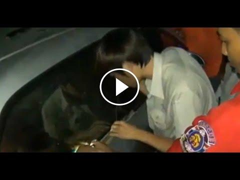 เรื่องเล่าเช้านี้ กู้ภัยชลบุรีเร่งช่วยเด็ก 2 ขวบกดปุ่มล็อคประตู ติดในรถตามลำพังออกมาปลอดภัย