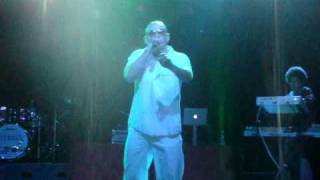 Pitbull performing GO GIRL live in Phoenix,AZ