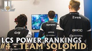 2019 LCS Preseason Power Rankings | #4 - Team SoloMid