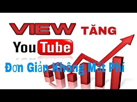 Hướng dẫn cách tăng lượt xem video trên youtube