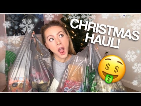 HUGE Christmas Dollar Tree HAUL! 🤑