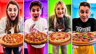 QUEM FIZER A MELHOR PIZZA VENCE!