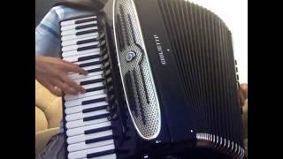 """Acordeon - Música """"Brasileirinho"""" de Waldir Azevedo"""