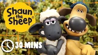 Shaun the Sheep - Season 4 Compilation (Episodes 6-10)