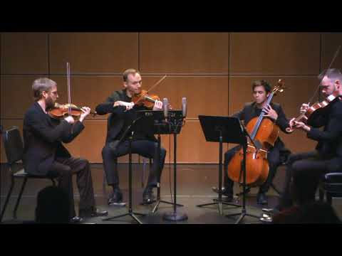 JACK Quartet - Shaun Chen - 6 Impossible Things Before Breakfast - I.