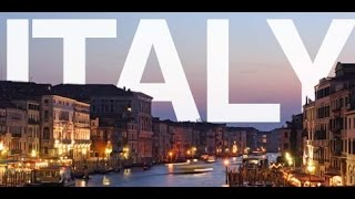 Italy Europe Travel Vlog  – Arriving in Venice!  Day 1 – Vlog #1