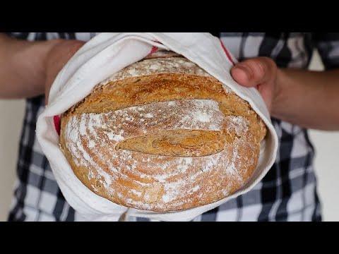 Sourdough Beginner? This Is The BREAD RECIPE You Need!