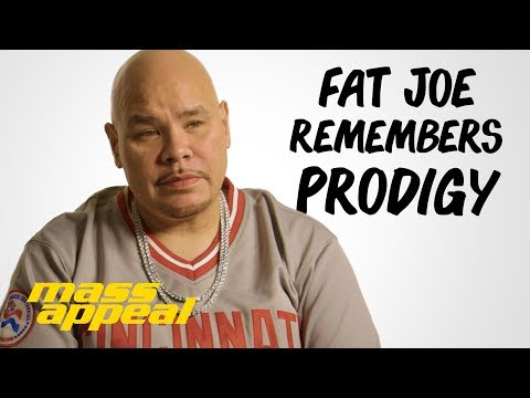 Fat Joe Remembers Prodigy