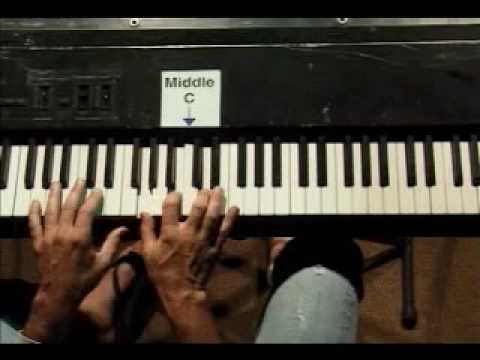 Piano Lesson How To Play An Add 2 Chord Youtube