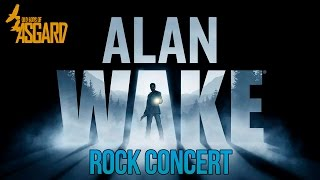 Alan Wake | Rock Concert at the farmhouse |  Children of the Elder God