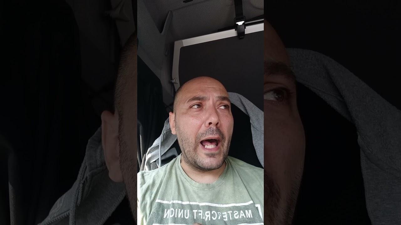 iskustvo kamiondžije 😳