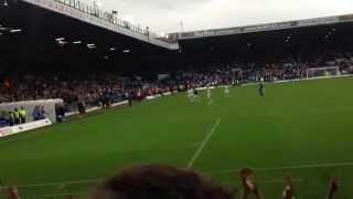 Leeds Fans vs Huddersfield - Last 5 Minutes HD