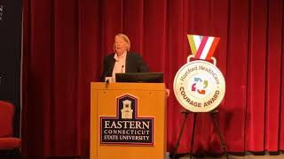 Courage Awards- Eastern Connecticut State University