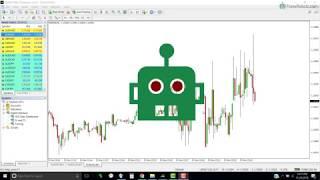 FRZ Market Open Trading Forex Robot EA MT4 Free