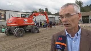 SWR Fernsehen ABZ Geradstetten Infotag