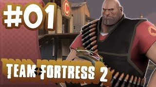Team Fortress 2 Gameplay w/ Ardy | Part 1