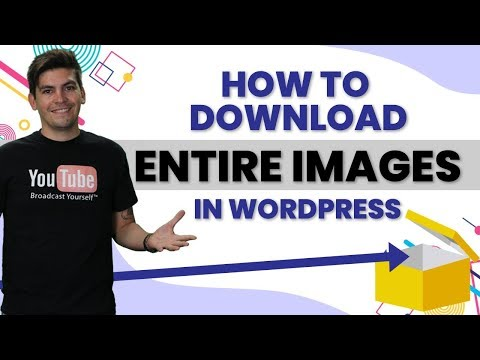 How To Download Your Entire Media Wordpress Media Library - WP File Manager Wordpress Plugin thumbnail