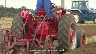 International Tractors and Machinery at work