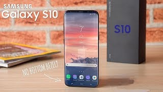 Galaxy S10 Design Has Been Finalized