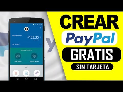 ▶︎ Como CREAR Cuenta En PAYPAL En Android Y IOS | SIN TARJETA
