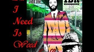 DR DB KUSH - ALL I NEED IS WEED FT. JOHN DOE