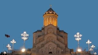 #716. Тбилиси (Грузия) (отличные фото)(Самые красивые и большие города мира. Лучшие достопримечательности крупнейших мегаполисов. Великолепные..., 2014-07-03T02:16:24.000Z)