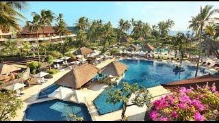 Отели Бали.Nusa Dua Beach Hotel & Spa, Bali 5*Обзор