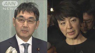 自民党からも「離党すべき」 河井夫妻に批判相次ぐ(20/01/16)