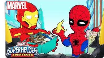 MARVEL SUPERHELDEN ABENTEUER - Eine Riesensauerei | NEU auf Marvel HQ Deutschland