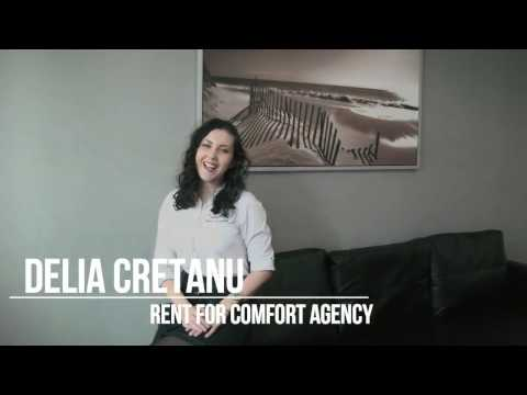 Travel in Bucharest - Apartment tour   Rent for Comfort Agency