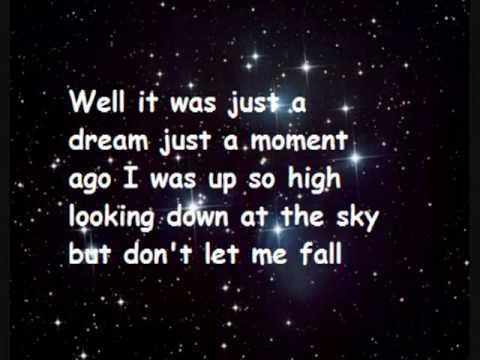 B.o.B - Don't let me fall - Lyrics