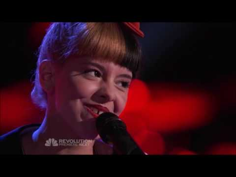 Melanie Martinez The Voice Blind Audition - Toxic