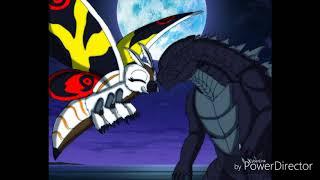Godzilla X Mothra (beautiful Day)