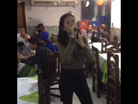 Karaoke en La Pagoda