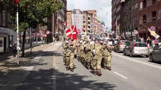 Flagdag i Aalborg by