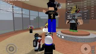 Roblox kick off playing with my friends and fans