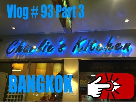 charlies kitchen restaurant nana bangkok thailand - Charlies Kitchen