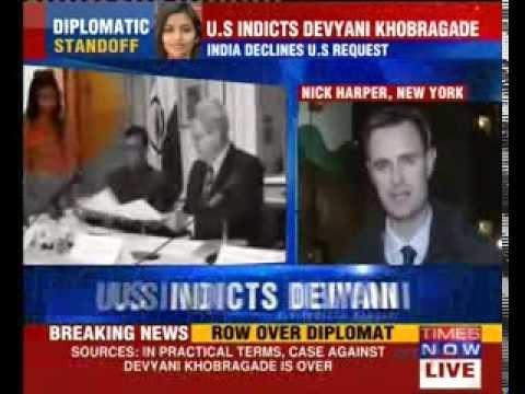Indian visa row diplomat Devyani Khobragade leaves U.S.