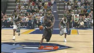 NBA 2K9 Wasn