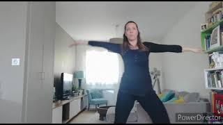 Exercice en danse Jazz : les pliés