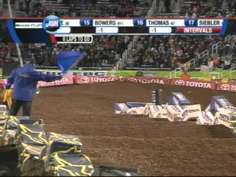 Supercross 2011 Salt Lake City Utah part 2