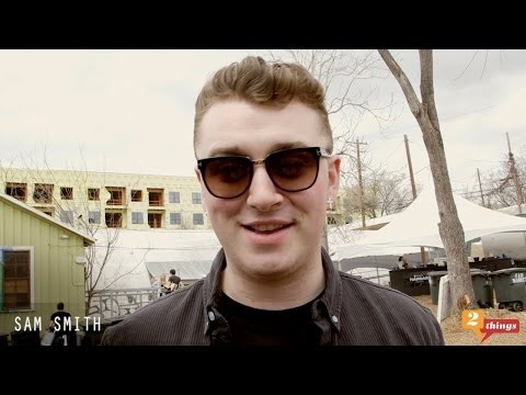 Sam Smith: 2 Things with Live Nation