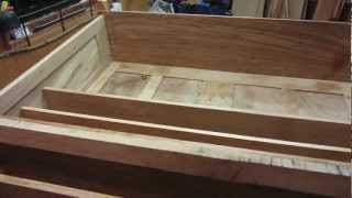 Making A Tool Cabinet - Part 4: Making The Top And Base
