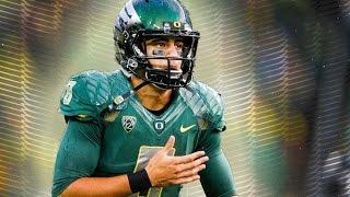 Oregon Ducks Football vs. Oregon State Civil War 2014 HD