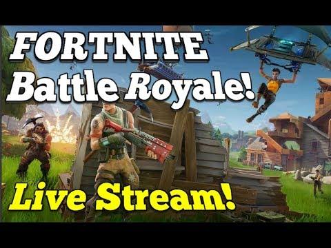 Fortnite | Epic Games | Battle Royale Squads with Randoms