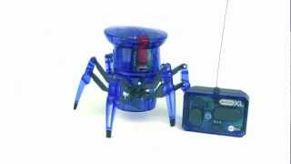 The HEXBUG Spider XL is 65 percent larger than the Original HEXBUG ...
