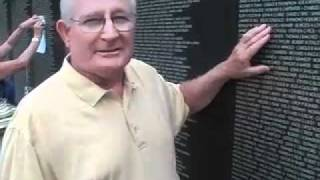 echos from the wall a vietnam memorial story