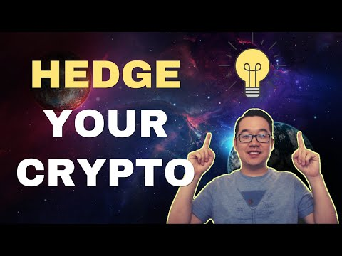 How to HEDGE your cryptocurrency portfolio during a downtrend! (margin, futures, options, etc.)