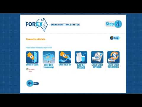 Aussie Forex & Finance ID Verfication for Sending Money Overseas